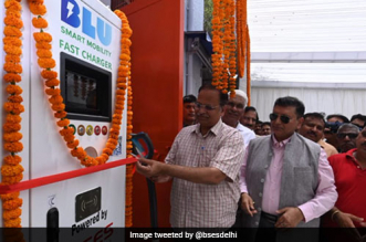 Electricity Distribution Company BSES Launches Electric Vehicle Charging Station In Delhi, Plans For 150 More