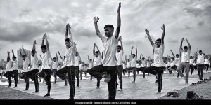 On This International Yoga Day, Government Asks People To Use Eco-friendly Products And Live A Sustainable Life