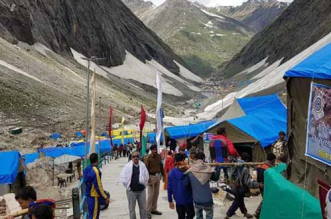 Central Reserve Police Force To Launch 'Save Environment' Campaign During Amarnath Yatra