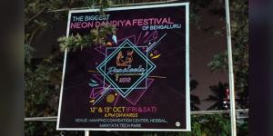 Now Biodegradable Flex For Outdoor Advertising In Bengaluru