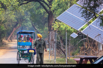 Uttar Pradesh To Commission 1500 MW Solar Projects By Next Year