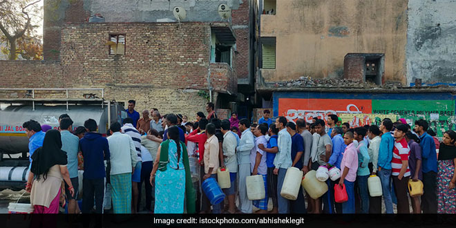 AAP Government Seeks To Make Delhi Self-Sufficient In Water
