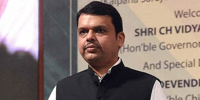 Would Ask Brihanmumbai Municipal Corporation To Frame Policy For Time-Bound Cleaning Of Drains: CM Fadnavis