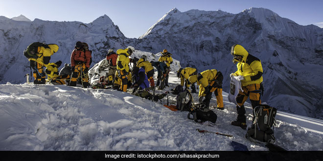 Waste To Wealth: Nepal Strives To Convert The Trash Collected From Mount Everest Into Treasure