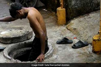 Manual Scavenging: Delhi Considers Robots For Sewer Cleaning, Delhi Minister To Meet Kerala Based Engineers For Demo