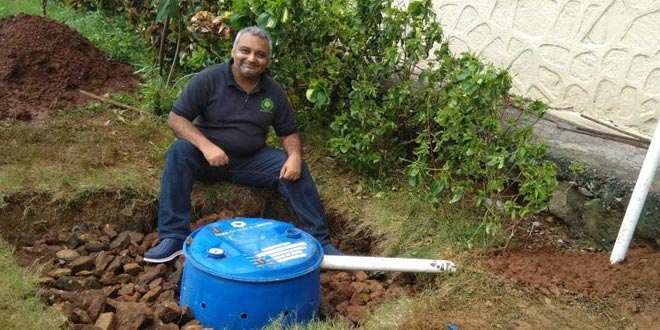 Rainwater Harvesting: Conserve To Consume, Says This 40-year-old From Mumbai