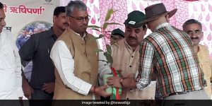Uttarakhand Plants Over 6.25 Lakh Saplings To Celebrate Onset Of Monsoons With Plantation Drive