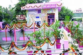 Sanitary Pad Dispensers, Incinerators And Baby Feeding Area, Noida To Open 4 Pink Toilets Only For Women
