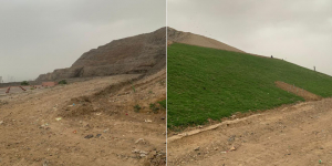 From Garbage Hill To Eco Park Delhi's Okhla Landfill Hopes To Change For The Better