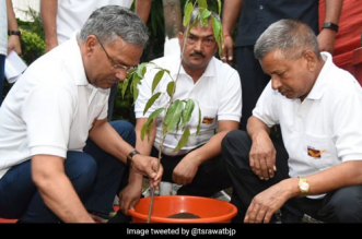 Uttarakhand Plants 3,000 Trees In 2,700 Post Offices In The State, Chief Minister Lends Support