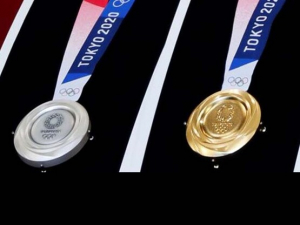 Around The World: Tokyo 2020 Olympics To Promote The Message Of Sustainability, Unveils Medals Made Using Electronic Waste