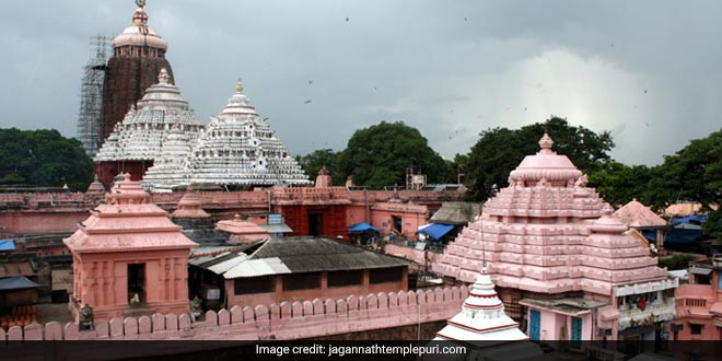 Ban On Paan, Tobacco Inside Odisha's Jagannath Temple Comes Into Effect