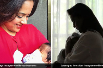 World Breastfeeding Week 2019: Actor Neha Dhupia, Sameera Reddy Spread Awareness About Breastfeeding