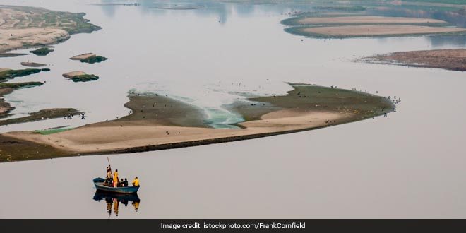 Pilot Project Of Water Conservation On Yamuna Flood Plain Inaugurated