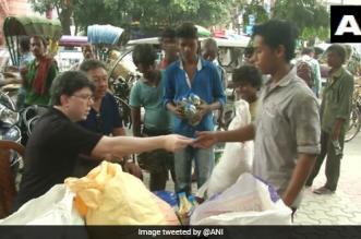Plastic Free Siliguri: Get Free Food In Exchange Of 500 Gram Plastic