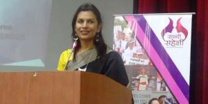 Swasth Warrior: Let's TalkMenstruation ToDebunkPeriodMyths,Dr. Surbhi SinghFrom Sachhi Saheli'sWay