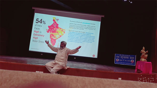 Heroes Of Swachh India: Defying All Odds Dr. Rajendra Singh, The Waterman Of India Is Reviving Water Bodies Using Traditional Conservation Methods