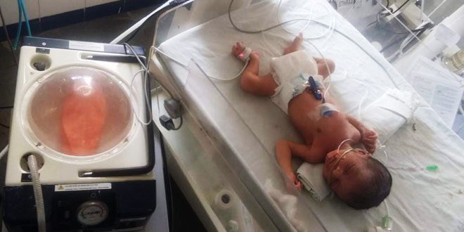 Swasth Warrior: This Indigenous Low-Cost Breathing Device Developed By Two Bengaluru Based Engineers Is Helping Save Lives Of New-Born Babies In Rural India