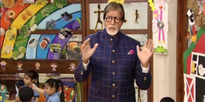 Amitabh Bachchan Launches Banega Swasth India Campaign, Sets The Agenda For The 'Swachh To Swasth' Initiative