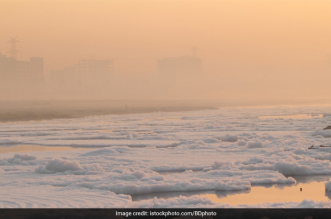 Yamuna River In Delhi Gets Polluted Again As Lockdown Eases