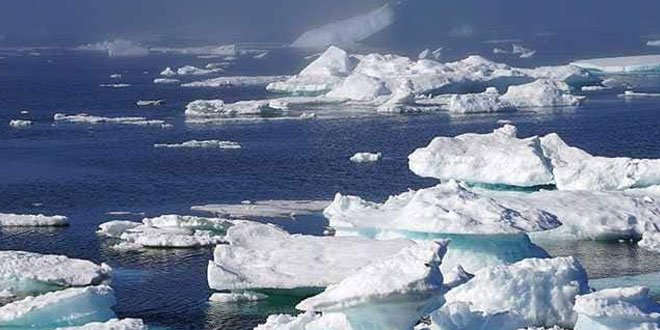 Plastic Menace: 'Punch In The Gut' As Scientists Find Micro Plastic In Arctic Ice