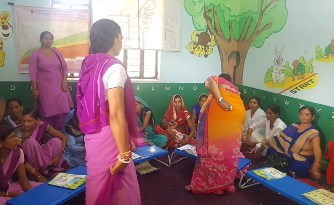'Chalo Anganwadi': The Rural Child Care Centres In Rajasthan Are Taking A Lead To Fight Malnutrition