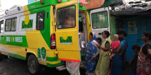 Smile On Wheels Provides Access To Primary Healthcare To The Poor At Their Doorstep In 22 States