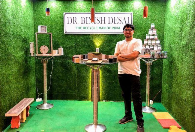 Ganesh Chaturthi 2019: 26-year-old Social Entrepreneur From Gujarat Creates Innovative Eco-friendly Ganesha From Waste