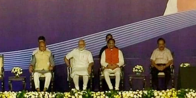 In Fitness, There Is Zero Investment And Unlimited Returns, Says PM Narendra Modi At The Launch Of Fit India Movement