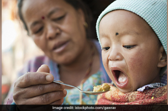 Centre Aiming To Bring 10 Crore Beneficiaries Under Nutrition Mission: Women And Child Welfare Minister Smriti Irani