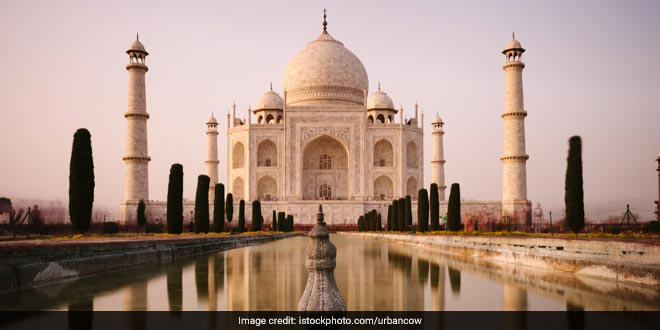 Taj Mahal Gets A Baby Feeding Room