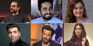 Prime Minister Narendra Modi's 'Say No To Plastic' Movement Gains Momentum Amoung Bollywood Celebs