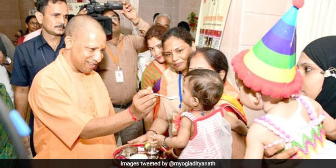 Poshan Month: Uttar Pradesh Launches Month-Long Drive Against Malnutrition