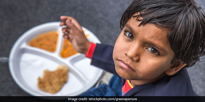 Public Interest Litigation In Supreme Court For Community Kitchens In All States To Combat Hunger