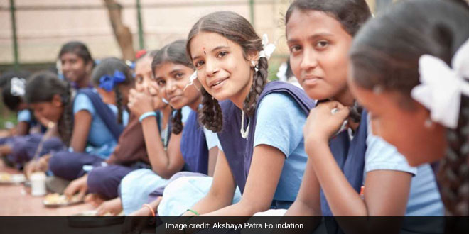 Nutrition Warrior: Through Mid-day Meal Akshaya Patra Foundation Feeds Over 17.6 Lakh Children Across India Everyday