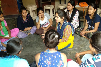 National Nutrition Month: This NGO Is Aiming To Eradicate Anaemia Among Adolescent Girls In A Gurgaon Community