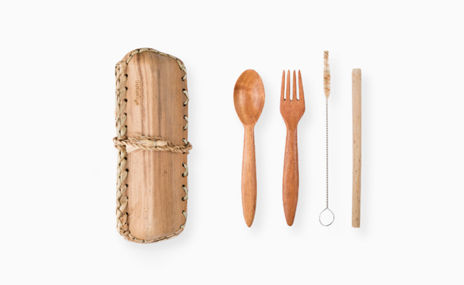 Wooden Or Steel Cutlery To Replace Plastic And Other Such Solutions To Cut Down Waste Is What This Bengaluru Start-up Does