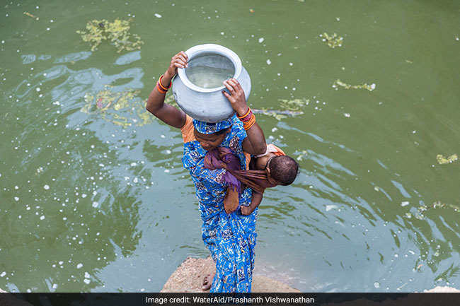 National Nutrition Month: WaterAid India's Photo Project Finds Interlinkages Between Water, Sanitation, Hygiene And Nutrition