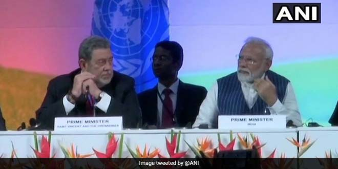 'The World Must Bid Goodbye To Single Use Plastic': PM Modi Takes Forward The Campaign Against Plastic At UN Meet