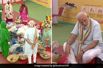 Prime Minister Narendra Modi Launches Swachhata Hi Seva 3.0 With A Nationwide Call To Action 'Say No To Plastic'