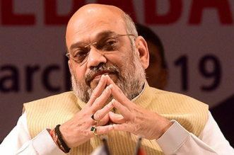 Home Minister Amit Shah Kicks-Off 'Seva Saptah', Urges People To Shun Plastic