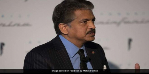 As Promised, Anand Mahindra Replaces Plastic Bottles In Boardrooms