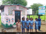 Made Out Of 3,500 Discarded Plastic Bottles, This 41-Year-Old School In Nashik Finally Gets A Functional Girls' Toilet