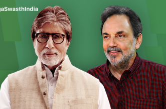 Watch Live: Banega Swasth India 12-Hour Swasthagraha, A Campaign For A Healthy India With Amitabh Bachchan