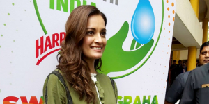 """Plastic Is An Invasive Part Of Our Lives,"" Says Dia Mirza At 12-Hour Swasthagraha"