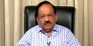 Union Health Minister Harsh Vardhan Explains Links Between Swachh And Swasth At The Swasthagraha