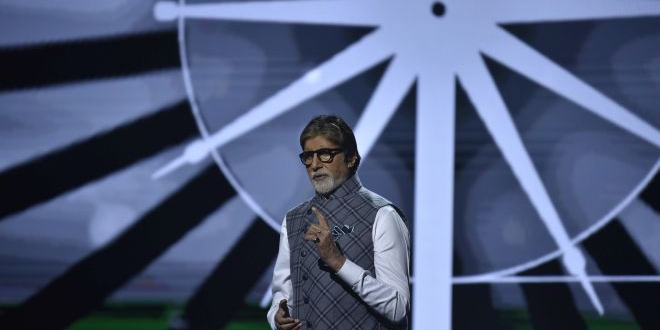 "Banega Swasth India: ""We Dream Of A Clean, Healthy India"" Says Amitabh Bachchan During 12-Hour Swasthagraha"