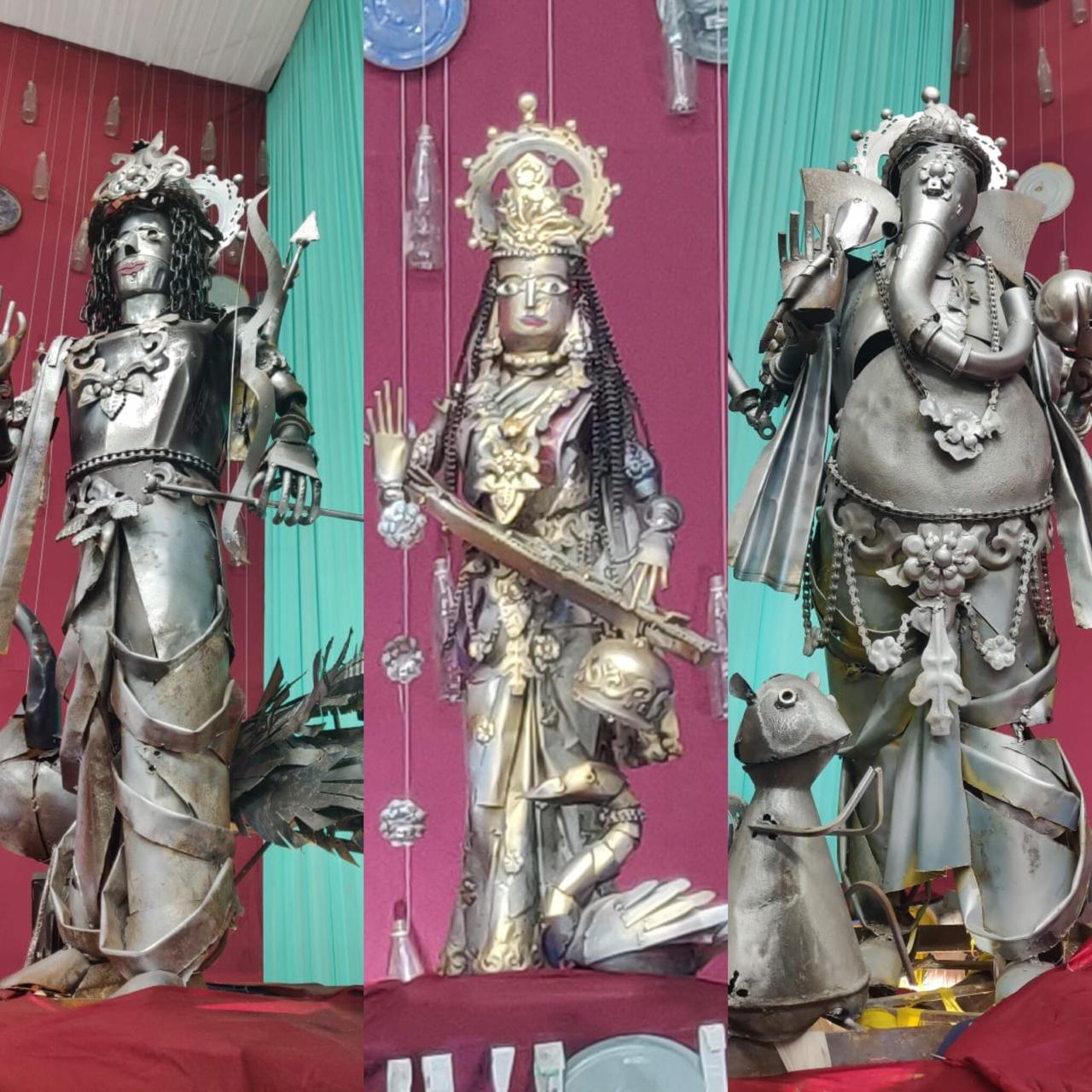 Durga Puja 2019 Becomes An Eco-friendly Affair With Pandals Across India Going Green And Plastic-Free