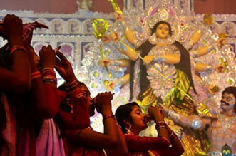 Environment Conservation On Mind, Durga Puja Organisers Go Green In Delhi