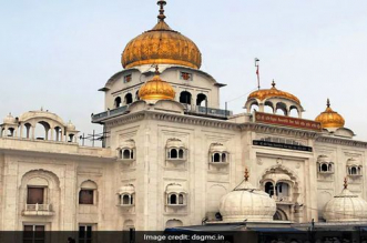 Bangla Sahib Gurudwara Bans Use Of All Types Of Plastic Items